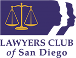 Lawyers Club of San Diego logo